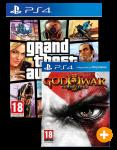 GTA V + GOW 3 HD