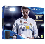 Playstation 4 Slim incl. FIFA 18