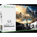 Xbox One S incl. AC Origins + Rainbow Six: Siege