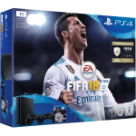 Playstation 4 incl. 2 Controller et FIFA 18
