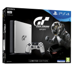 Playstation 4 1To slim: Limited Edition GT Sport