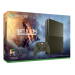 Xbox One s incl. Battlefield 1 Special Edition