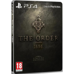 The Order 1886 Steel Book