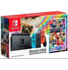 Nintendo Switch incl. Mario Kart 8 Deluxe