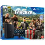 Playstation 4 Slim incl. farcry 5
