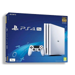 Playstation 4 Pro white