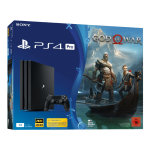 Playstation 4 Pro incl. God of War