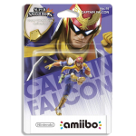 Amiibo Super Smash Bros Captain Falcon