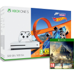 Xbox One s incl. Forza Horizon 3 Hot Wheels Bundle + assassin's creed origins