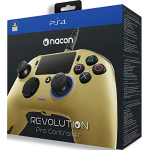 Nacon Revolution Pro PlayStation 4 Controller PS4 Gold