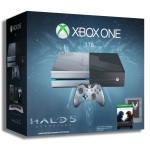 XBOX ONE 1To incl. HALO 5