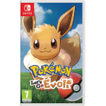 Pokémon : Let's Go, Evoli