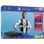 Playstation 4 Slim incl. Fifa 19