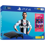 Playstation 4 Slim 1To incl. Fifa 19