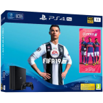 Playstation 4 Pro incl. Fifa 19