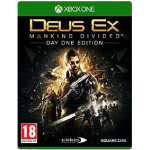 Deus Ex : Mankind Divided (DAY ONE)
