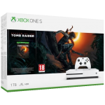 Xbox One s 1To incl. Shadow of the Tomb Raider