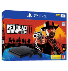Playstation 4 Slim 1To incl. Red Dead Redemption 2