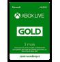 Xbox Live 3 mois