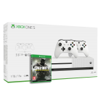 Xbox One S 1To 2 Controller incl. call of duty : infinite warfare