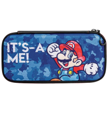 Pouch Nintendo Switch Mario Camo Edition