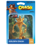 Crash Bandicoot Totaku Figure Golden Edition