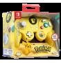 Manette Nintendo Switch Pro Avec Fil de Combat Pikachu