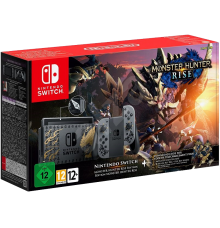 Nintendo Switch Edition Monster Hunter Rise | Nintendo Switch