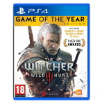 The Witcher 3 : Wild Hunt   Game Of The Year Edition| Playstation 4