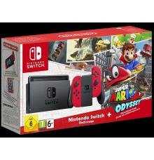 Nintendo Switch incl. Mario Odyssey | Nintendo Switch