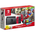Nintendo Switch incl. Mario Odyssey | Nintendo Switch