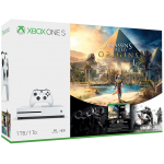 Xbox One S incl. AC Origins + Rainbow Six: Siege