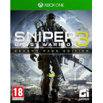 Sniper : Ghost Warrior 3 édition Season Pass