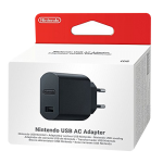 Adapter USB AC Nintendo| Nintendo Switch