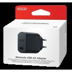 Adapter USB AC Nintendo| Nintendo Switch