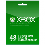 Membership XBOX LIVE GOLD (48H)