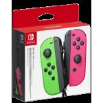 Paire de Joy-Con  (L/R)  Neon Pink / Neon Green | Nintendo Switch