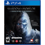 Shadow of Mordor Game of the Year | Playstation 4