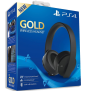 Casque PS4 sans fil Gold Edition