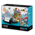 Nintendo Wii U iincl. Super Mario 3D World