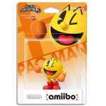Amiibo Super Smash Bros Pac-Man