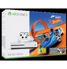 Xbox One s incl. Forza Horizon 3 Hot Wheels Bundle