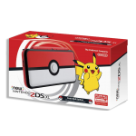 Nintendo New 2DS XL Poke Ball