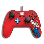 Wired Controller Super Mario