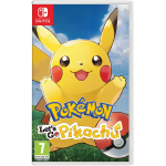 Pokémon : Let's Go, Pikachu | Nintendo Switch
