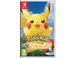Pokémon : Let's Go, Pikachu   Nintendo Switch