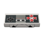 Manette 8BitDo NES30 sans fil Bluetooth
