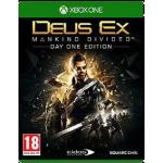 Deus Ex : Mankind Divided (DAY ONE) | Xbox One S