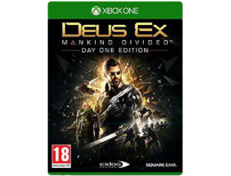 Deus Ex : Mankind Divided (DAY ONE)