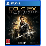Deus Ex : Mankind divided | Playstation 4